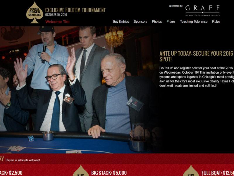 Chicago Poker Challenge