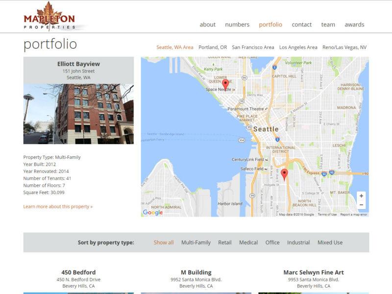 Mapleton Properties